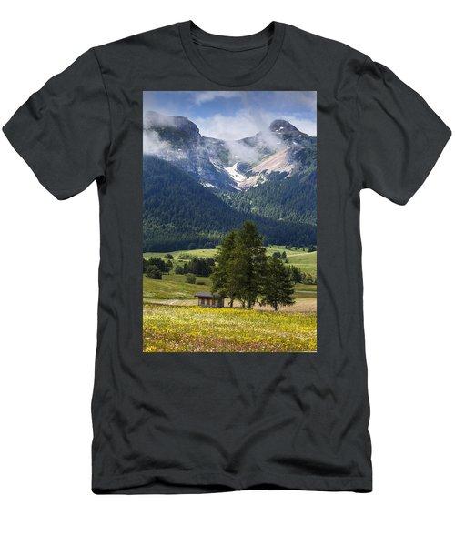 Monte Bondone Men's T-Shirt (Athletic Fit)