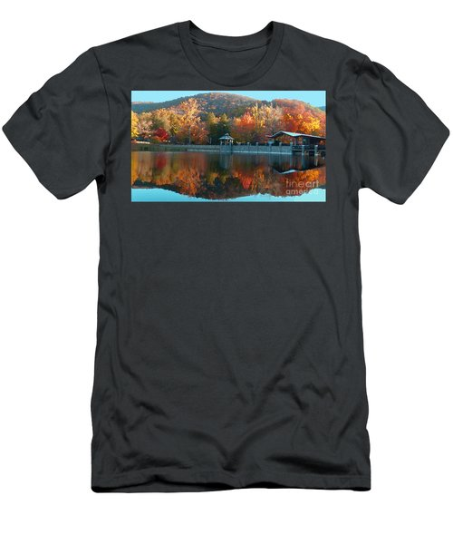 Montreat Autumn Men's T-Shirt (Athletic Fit)