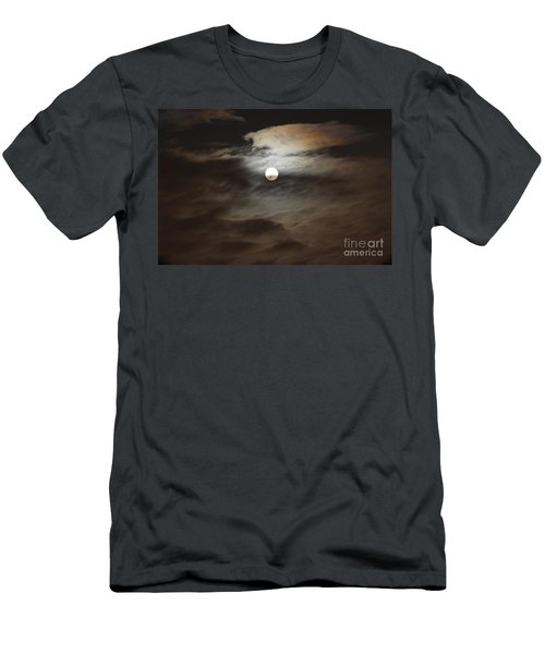 Moon Shine 2 Men's T-Shirt (Athletic Fit)