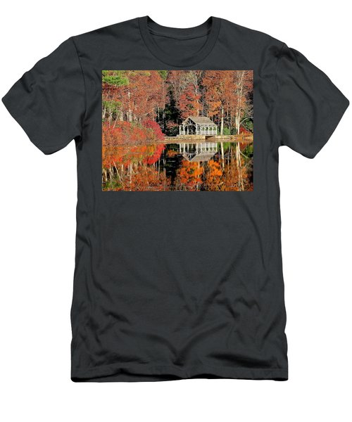 Moore State Park Autumn II Men's T-Shirt (Athletic Fit)