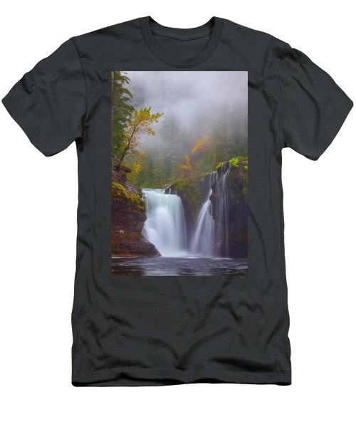 Morning Fog Men's T-Shirt (Athletic Fit)