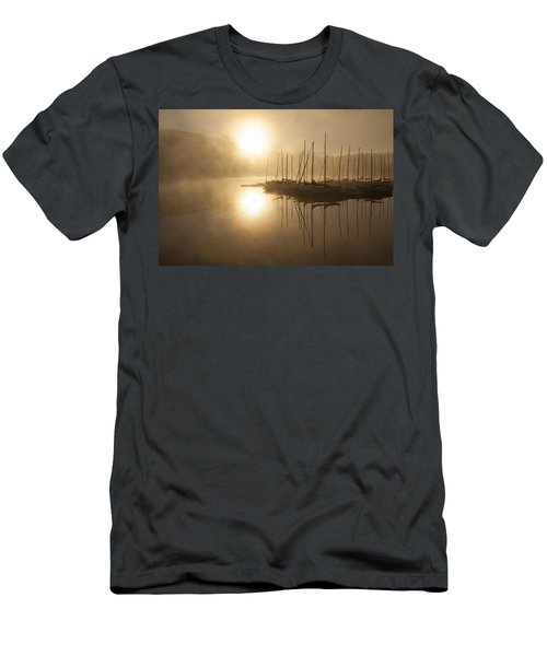 Morning Sun Men's T-Shirt (Athletic Fit)