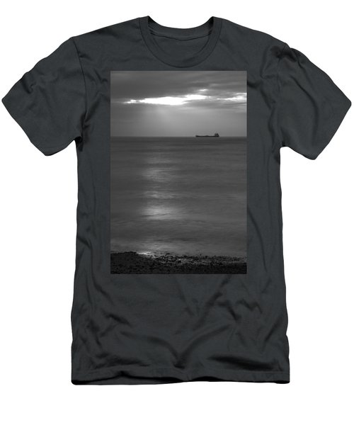 Morning View From Kingsdown Men's T-Shirt (Athletic Fit)