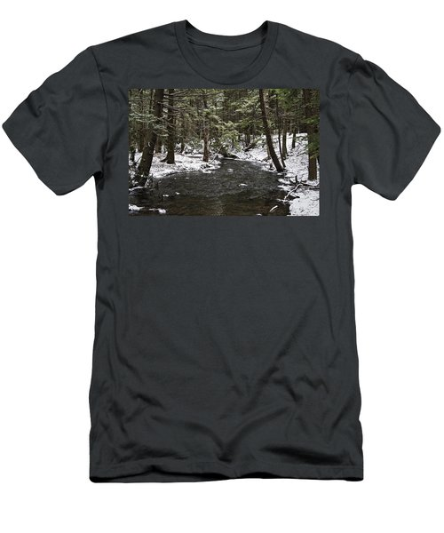 Moscow High School Nature Trail Men's T-Shirt (Athletic Fit)