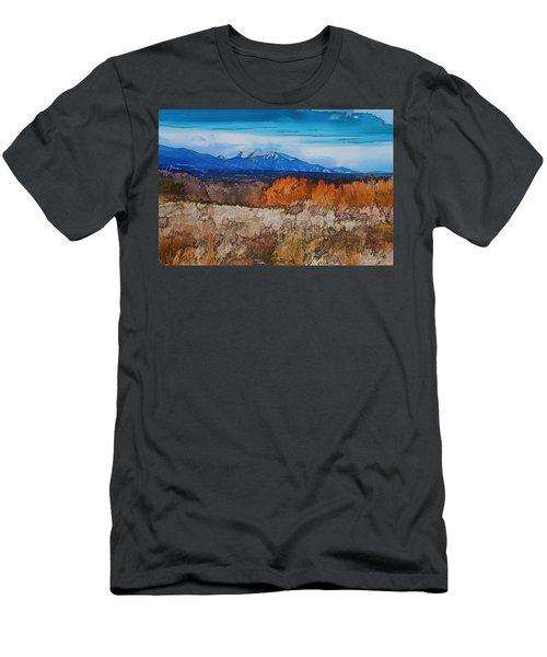 Mount Princeton Men's T-Shirt (Athletic Fit)