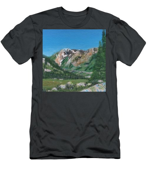 Mount Superior Men's T-Shirt (Athletic Fit)