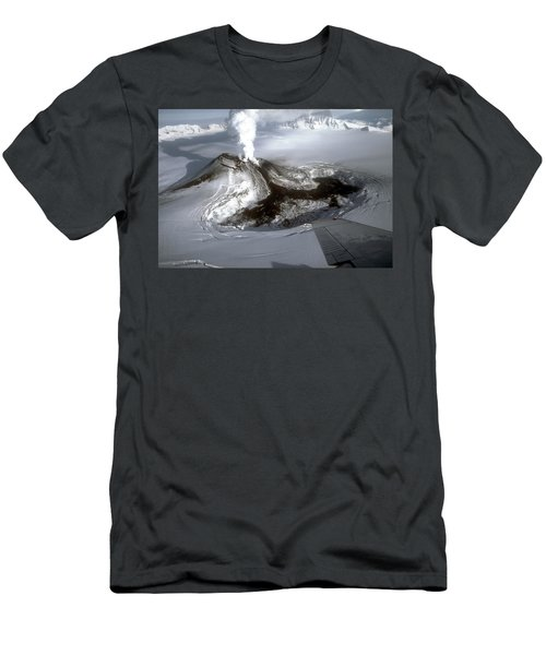 Mount Veniaminof Eruption, 1983-84 Men's T-Shirt (Athletic Fit)
