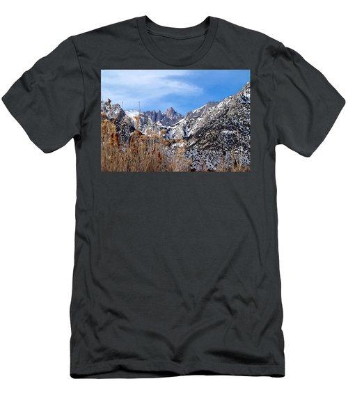 Mount Whitney - California Men's T-Shirt (Athletic Fit)