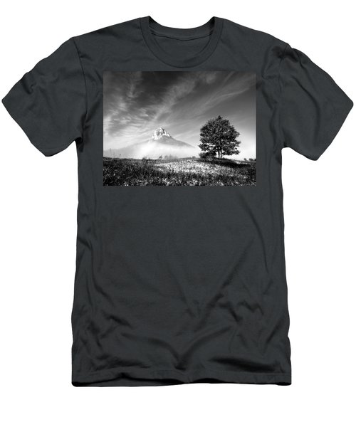 Mountain Zir Men's T-Shirt (Athletic Fit)