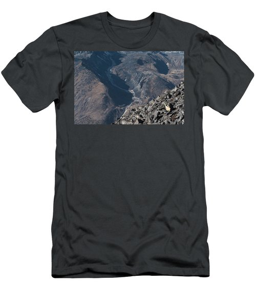 Mountaineering Men's T-Shirt (Athletic Fit)