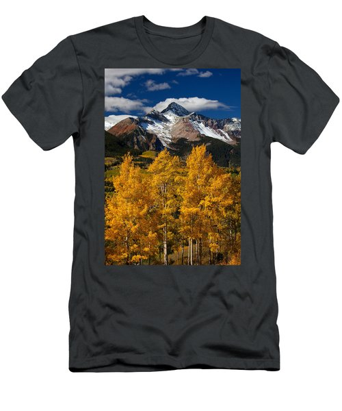 Mountainous Wonders Men's T-Shirt (Athletic Fit)