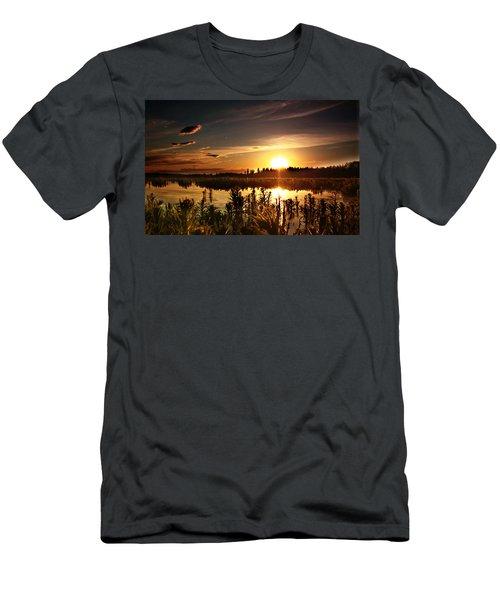 My Sandy Floors  Men's T-Shirt (Athletic Fit)