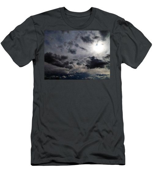 Mystery Of The Sky Men's T-Shirt (Athletic Fit)