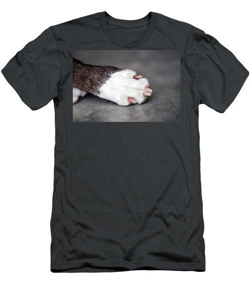 Nail Biter Men's T-Shirt (Athletic Fit)