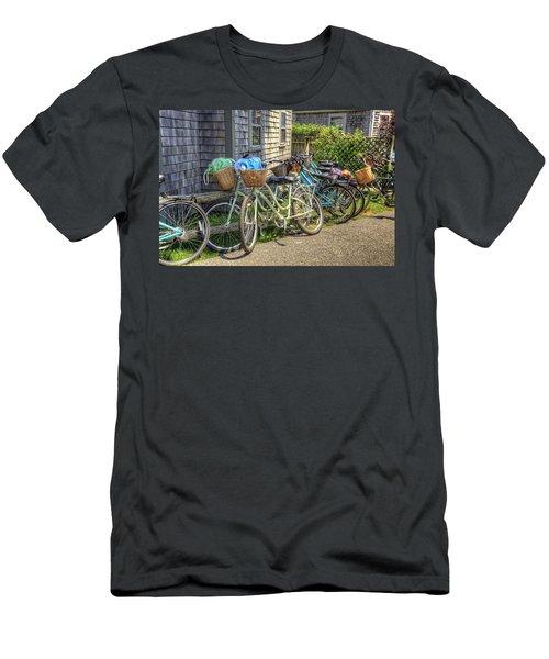 Nantucket Bikes Men's T-Shirt (Athletic Fit)