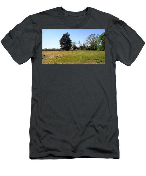 Nature Has Taken Over Men's T-Shirt (Athletic Fit)