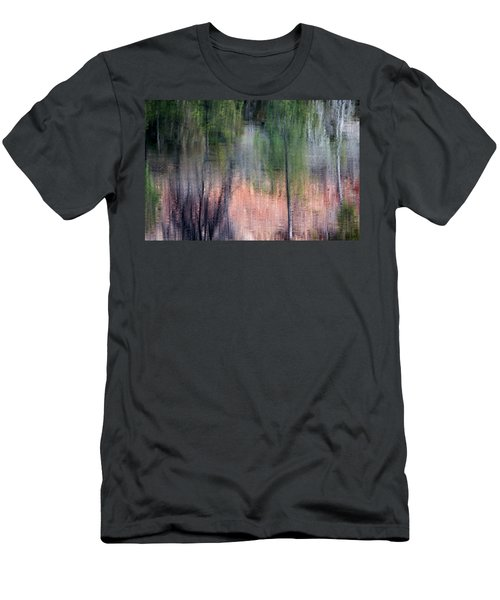 Nature's Mirror Men's T-Shirt (Athletic Fit)