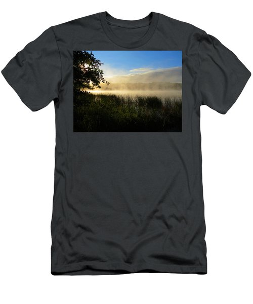 Men's T-Shirt (Slim Fit) featuring the photograph Nature's Way by Dianne Cowen