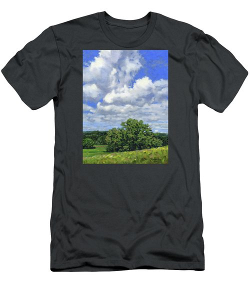 Nearly September Men's T-Shirt (Athletic Fit)