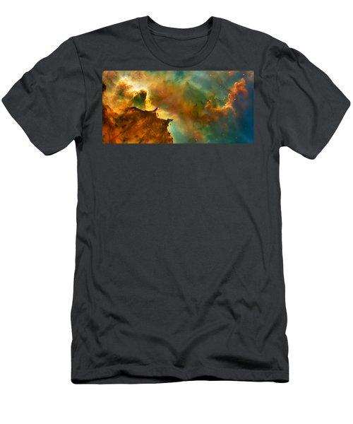 Nebula Cloud Men's T-Shirt (Athletic Fit)