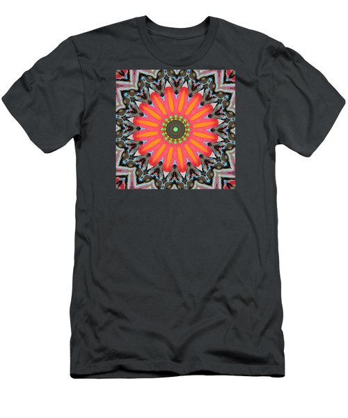 Men's T-Shirt (Slim Fit) featuring the photograph Salmon Fest by I'ina Van Lawick