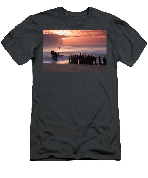 New Day Dawning Men's T-Shirt (Athletic Fit)