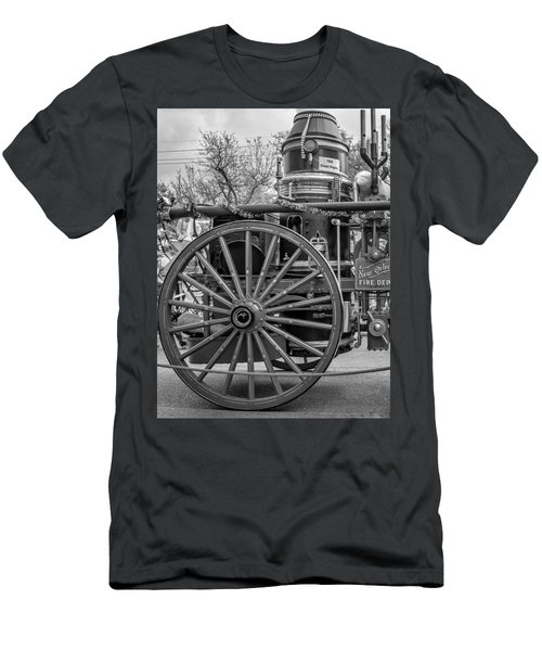 New Orleans Fire Department 1896 Bw Men's T-Shirt (Athletic Fit)