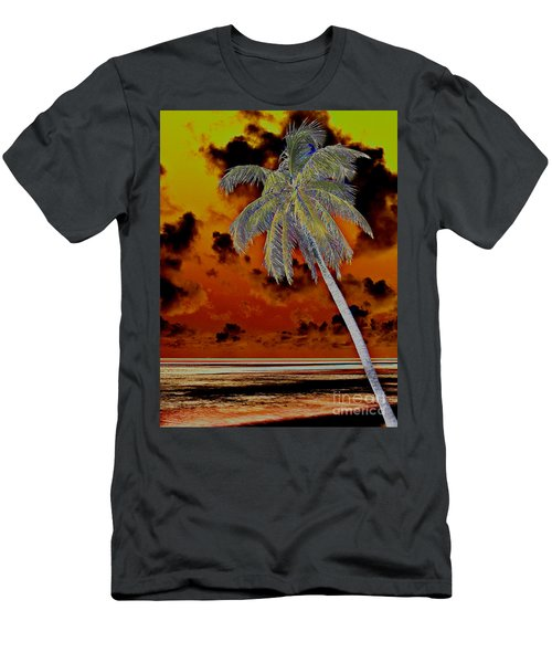 New Photographic Art Print For Sale Paradise Somewhere In The Bahamaramas Men's T-Shirt (Athletic Fit)