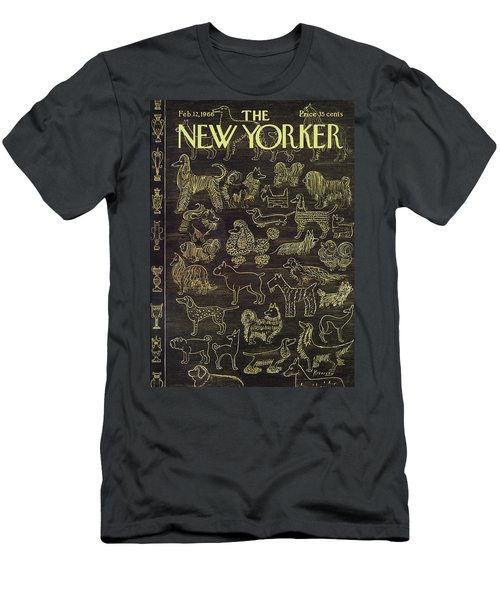 New Yorker February 12th, 1966 Men's T-Shirt (Athletic Fit)