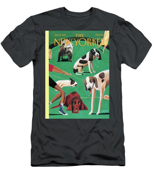 New Yorker July 24th, 1995 Men's T-Shirt (Athletic Fit)