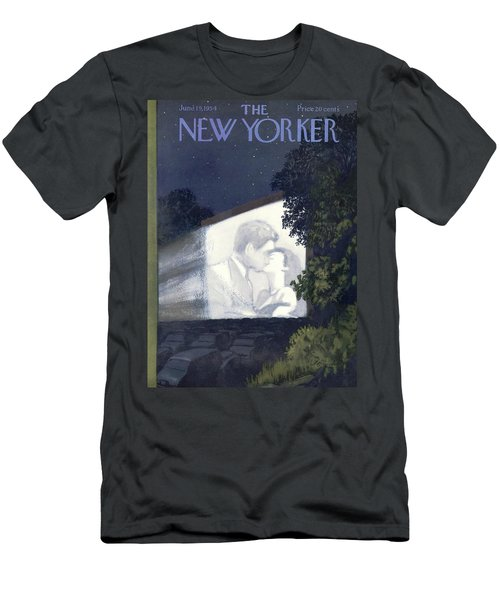 New Yorker June 19th, 1954 Men's T-Shirt (Athletic Fit)