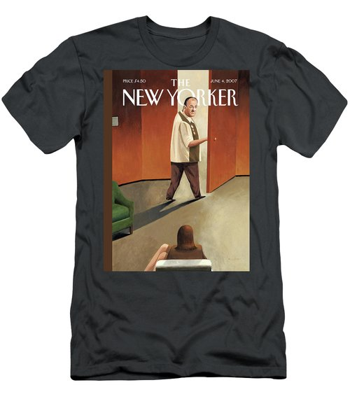 New Yorker June 4th, 2007 Men's T-Shirt (Athletic Fit)
