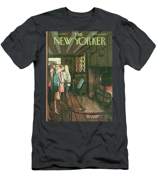 New Yorker March 23rd, 1963 Men's T-Shirt (Athletic Fit)