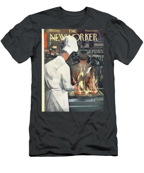 New Yorker March 7th, 1959 Men's T-Shirt (Athletic Fit)