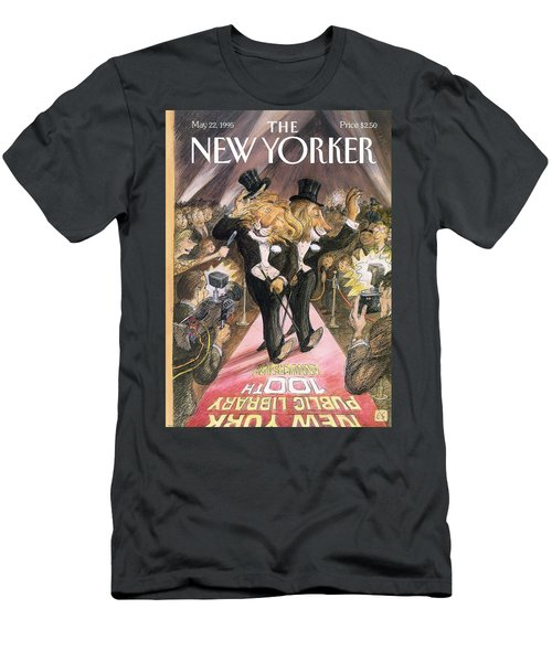 New Yorker May 22nd, 1995 Men's T-Shirt (Athletic Fit)