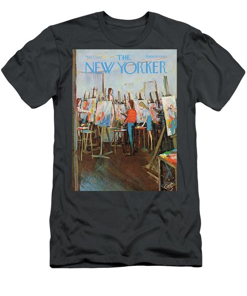 New Yorker May 2nd, 1970 Men's T-Shirt (Athletic Fit)