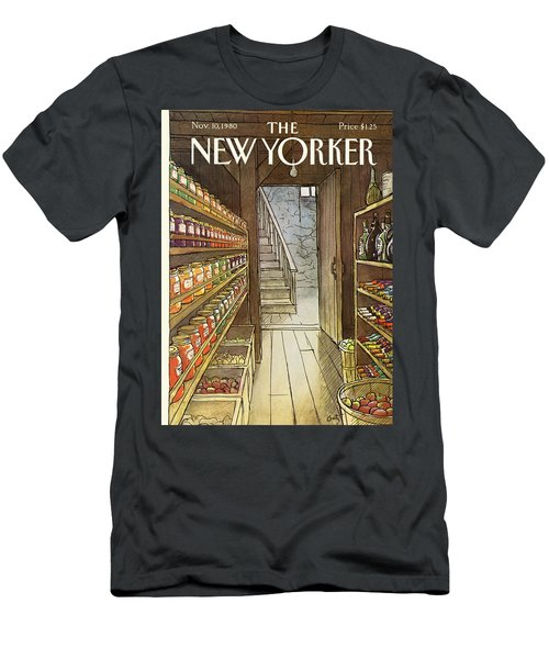 New Yorker November 10th, 1980 Men's T-Shirt (Athletic Fit)