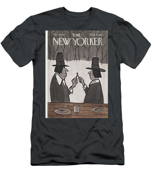 New Yorker November 25th, 1967 Men's T-Shirt (Athletic Fit)