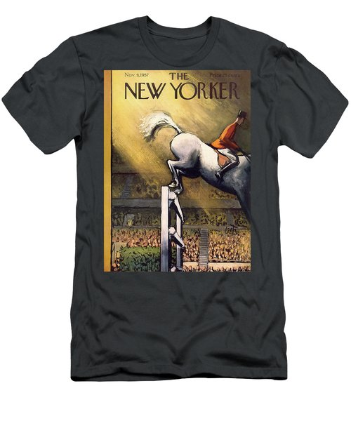 New Yorker November 9th, 1957 Men's T-Shirt (Athletic Fit)