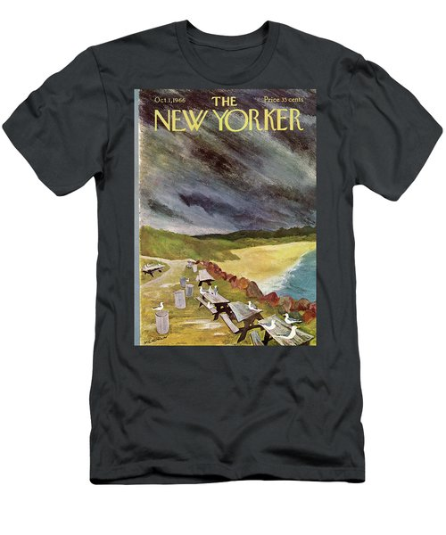 New Yorker October 1st, 1966 Men's T-Shirt (Athletic Fit)