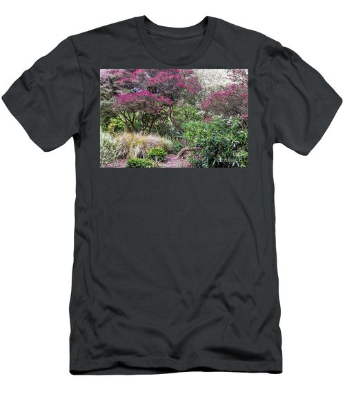 New Zealand Tea Tree II Men's T-Shirt (Athletic Fit)