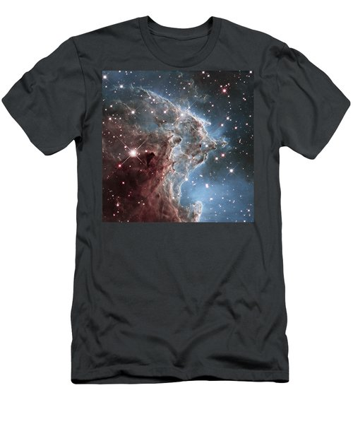 Ngc 2174-nearby Star Factory Men's T-Shirt (Athletic Fit)