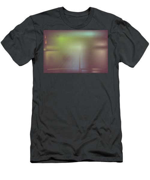 Night Bridge Men's T-Shirt (Athletic Fit)