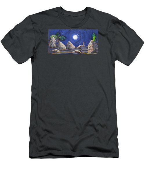 Night Of Mysteries Men's T-Shirt (Athletic Fit)