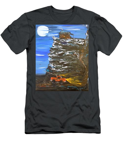 Night Shack Men's T-Shirt (Athletic Fit)
