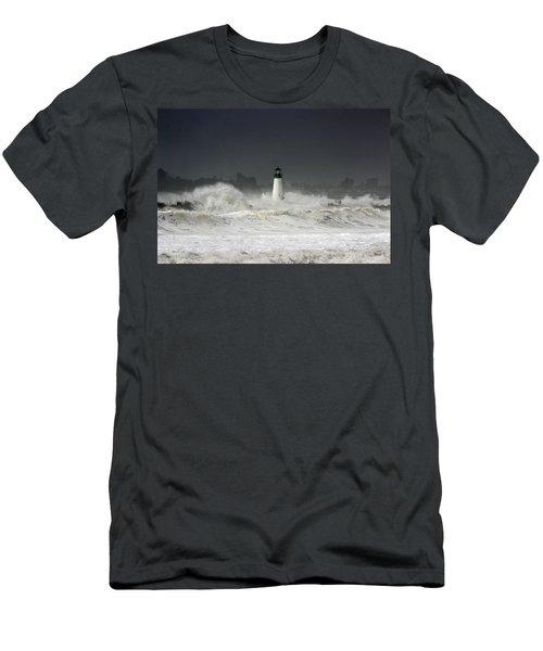 Ocean A Fury Men's T-Shirt (Athletic Fit)