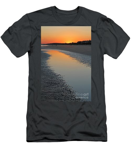 Ocean Tidal Pool Men's T-Shirt (Athletic Fit)