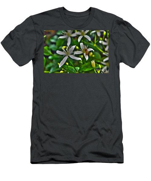 Odd Beauty Men's T-Shirt (Athletic Fit)
