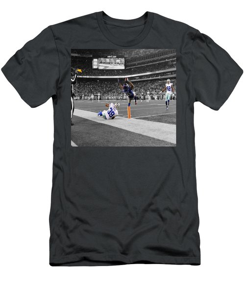 Odell Beckham Breaking The Internet Men's T-Shirt (Athletic Fit)