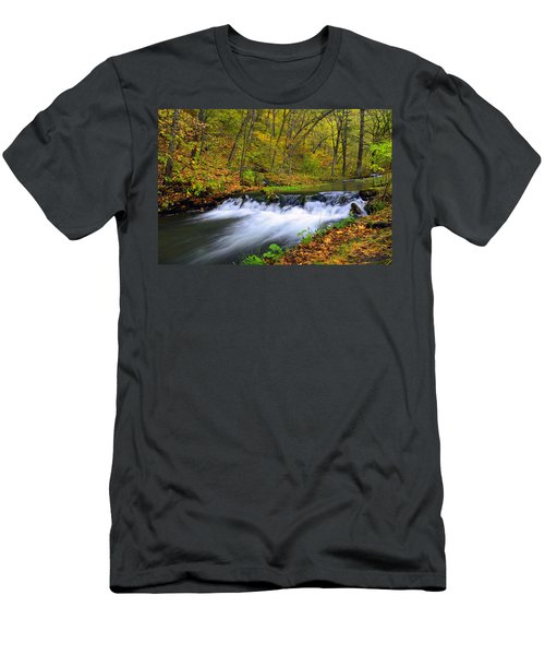 Off The Beaten Path Men's T-Shirt (Athletic Fit)